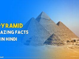 pyramid facts in hindi
