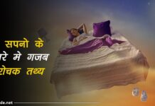 interesting facts about dreams in hindi