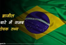brazil facts in hindi