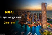 dubai facts in hindi