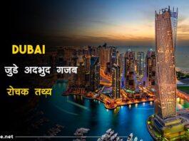 dubai facts in hindi