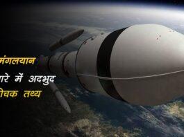 Mars Orbiter Mission facts In Hindi