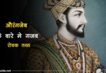 aurangzeb facts in hindi